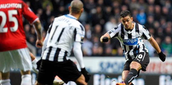 PSG : Ben Arfa (Newcastle), l'Inter Milan en embuscade ???