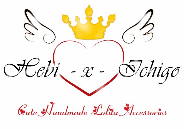 ♥ Hebi-x-Ichigo Cute Handmade Lolita Accessories ♥