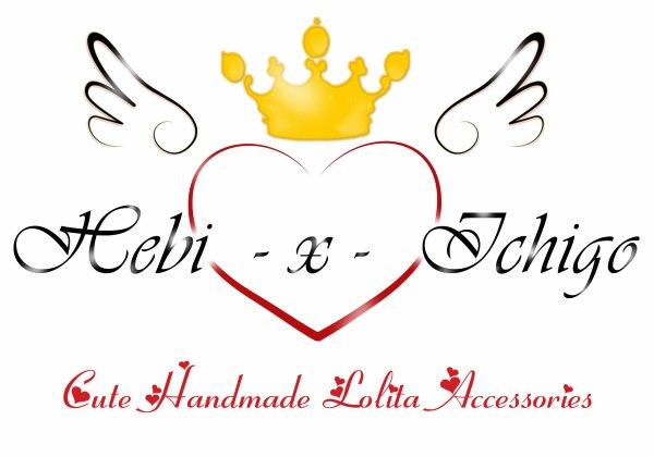 ♥ Hebi-x-Ichigo Cute Handmade Lolita Accessories ♥