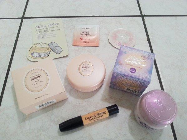 ♥ Cosmetiques : parce que j'adore ! ♥