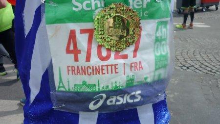Marathon de Paris - Edition 12 avril 2015