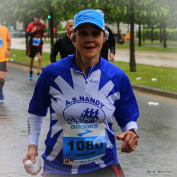 Marathon de Sénart le vendredi 1er mai 2015 !