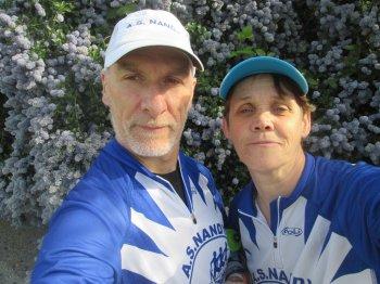 L'urban Trail de Cergy (95) - Edition dimanche 10 mai 2015 .