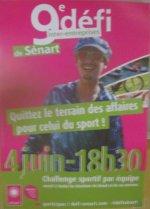 Défi - Inter - Entreprise - Edition jeudi 04 juin 2015