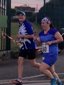 Les 10 km les Foulée Melunaise (77) - Edition vendredi 05 juin 2015