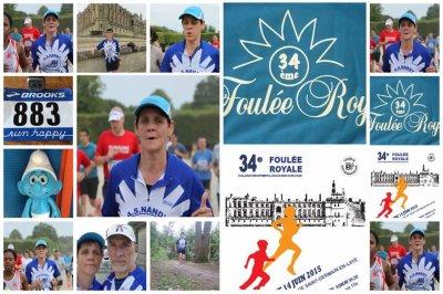 La Foulée Royale (St Germain en Laye - 78) - 10km - Edition du 14/06/2015