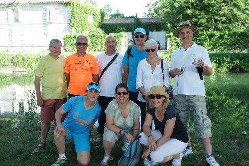Maraisthon à Coulon (79) - Edition 21 juin 2015