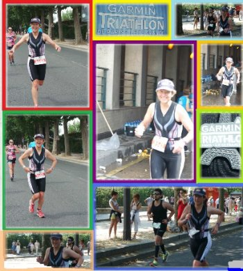 Triathlon de Paris - Edition 05 juillet 2015