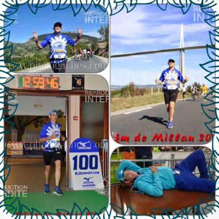 100 km de Millau - Edition samedi 26 septembre 2015