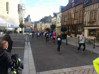 La Ronde Solidaire de la Saint Vincent - Amboise, France, 14 jan. 2017