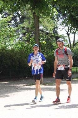 les  24 heures No Finish Line à Paris - Samedi 13 / 14 mai 2017 !