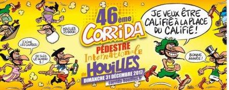 10 km la corrida de Houilles - Dimanche 31 décembre 2017