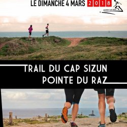 30 km du Trail dela pointe du Raz - Edition le 4 mars 2018