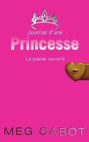 Le journal d'une princesse tome 1