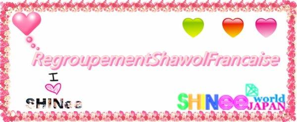Si ton coeur n'a pas resister au SHINee , c'est que tu est une shawol ;-)
