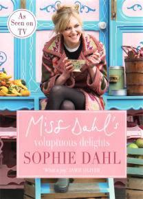 Miss Dahl's voluptuous delights {COOKBOOK}