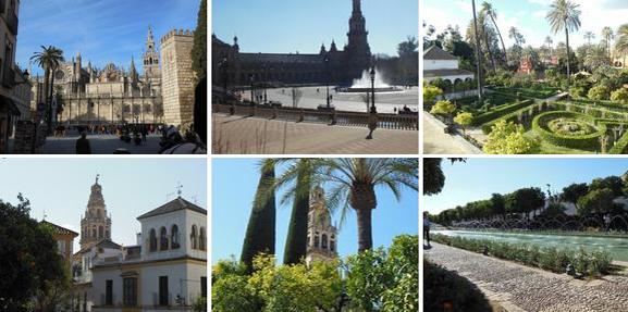 España « Sevilla tiene un color especial: el azul del cielo y el malva del Nazareno »