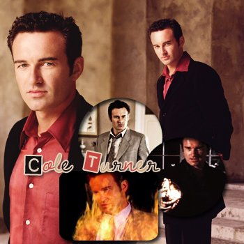 Cole Turner « Our love is so strong, nothing can destroy it. »
