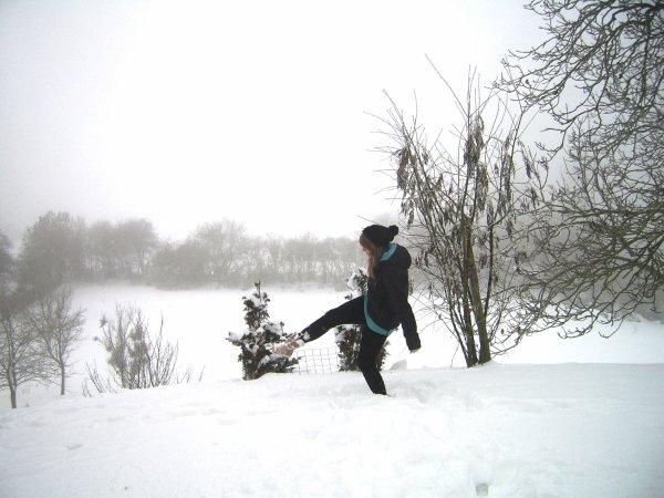 C'est l'hiver les gars !