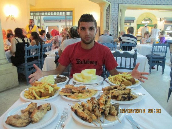 Tunisie / Belisér