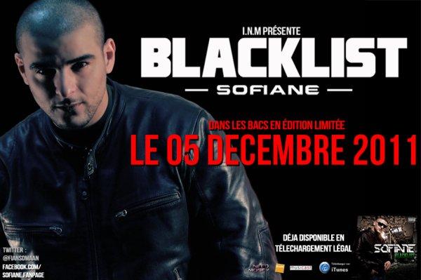 BLACKLIST 5 DÉCEMBRE
