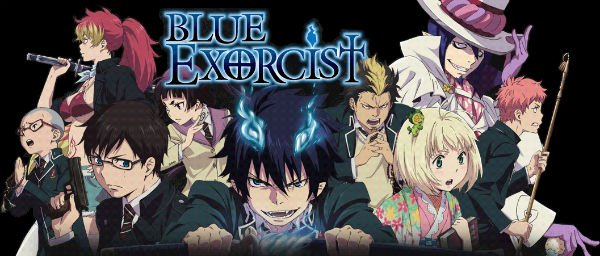 Pandore n° 5 : Blue Exorcist