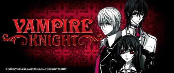Pandore n°23 : Vampire Knight