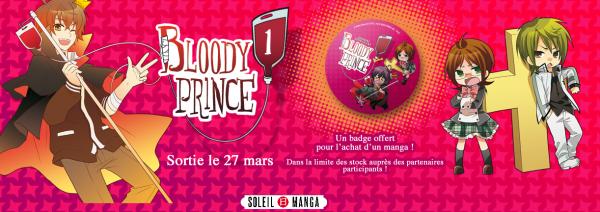 B.A.M n°10 : Bloody Prince