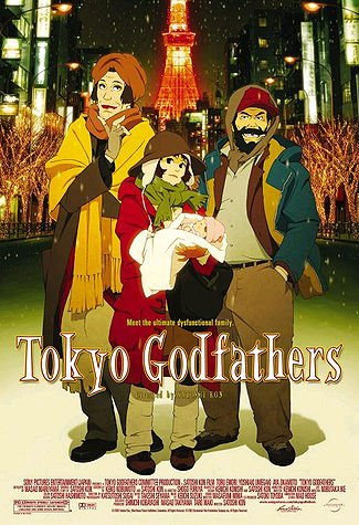 Pandore n°43 : Tokyo Godfathers