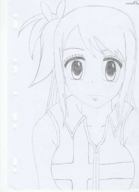 Dessin n°12 - Lucy #2