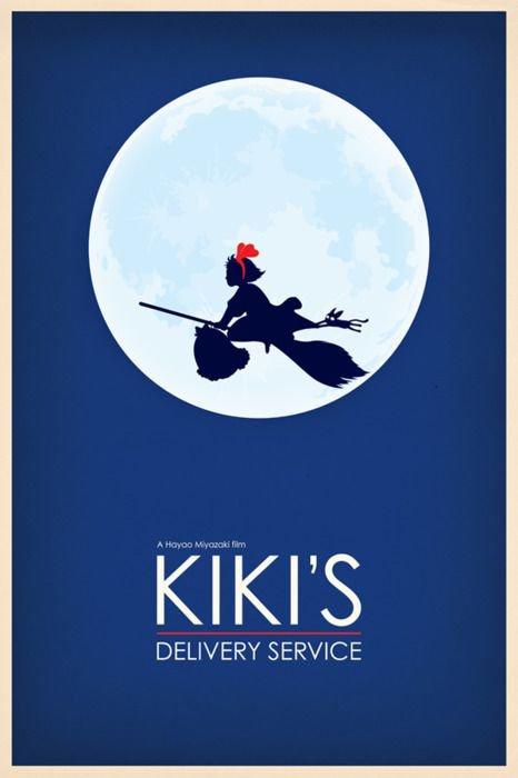 Pandore n°59 : Kiki la petite sorcière