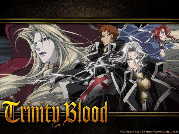 Pandore n°62 : Trinity Blood