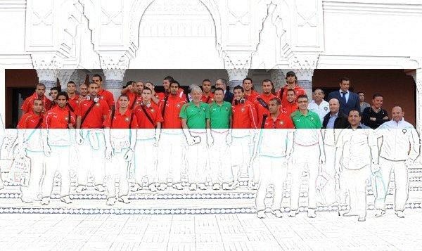 ● Equipe Marocaine 2011 ●