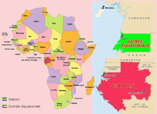 ● LES STADES DE LA COUPE D'AFRIQUE 2012 ●