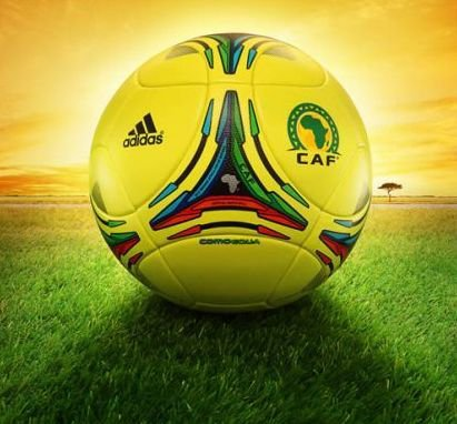 ●  Ballon Coupe d'Afrique 2012 ●