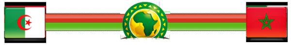 ● maroc vs algérie 2011 ●