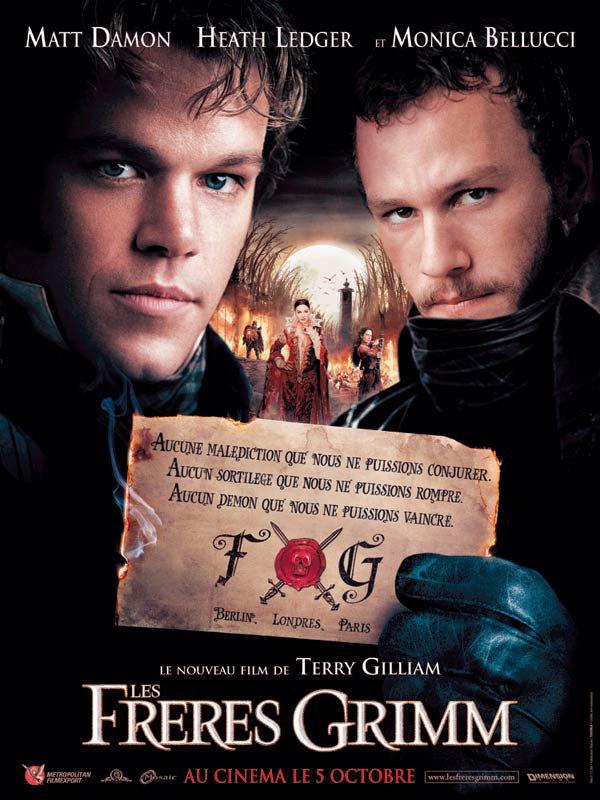 Les Frères Grimm...