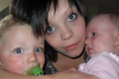Mes enfants, mon sang, ma vie <3