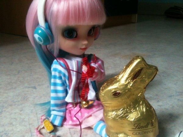Meroko vous souhaite une joyeuse Pâques :D