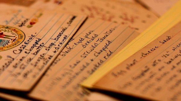 Lettre pour toi ...