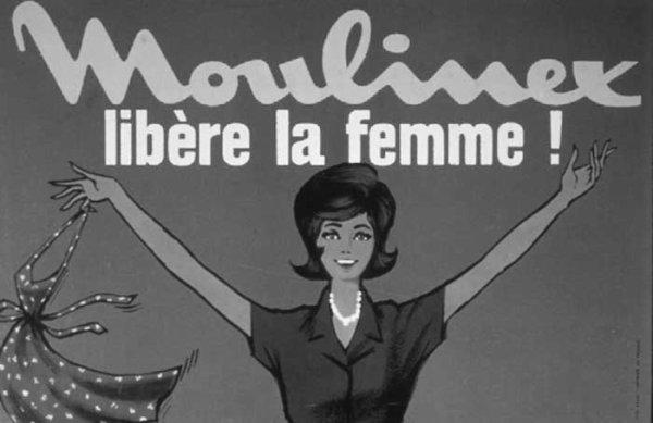 guide de la bonne épouse des années 60  ^^