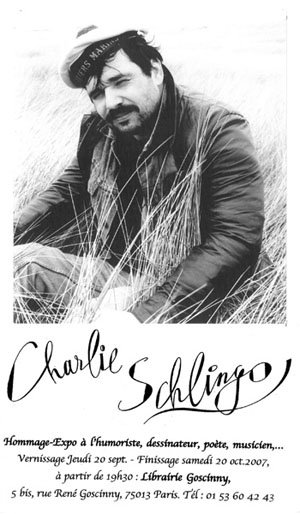 Charlie Schlingo
