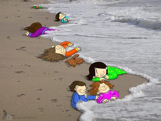 Bienvenue aux réfugiés