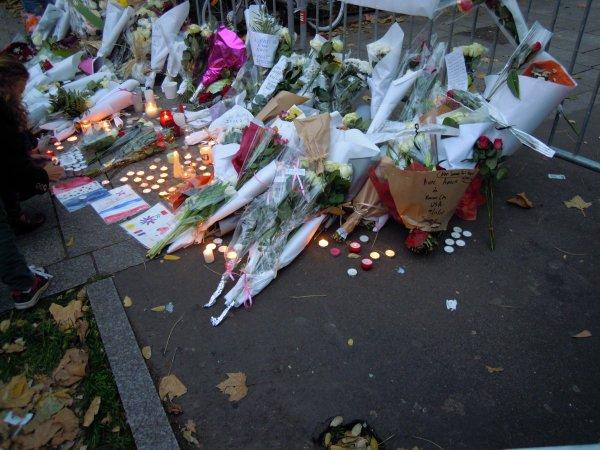 Paris pleure aujourd'hui