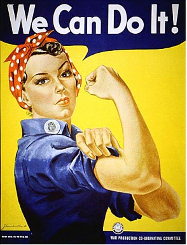 Nous les femmes ...