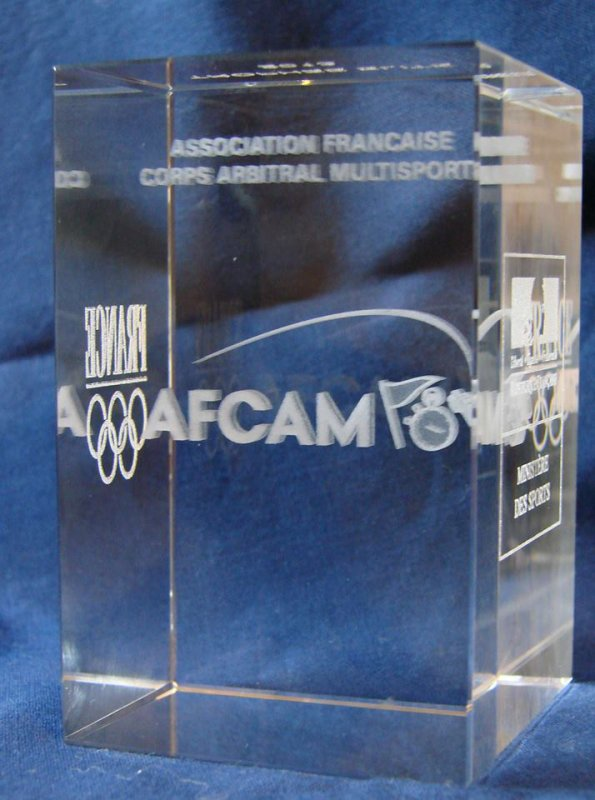Trophée Arbitrage Elite...... Bravo Antoine!!!!!!