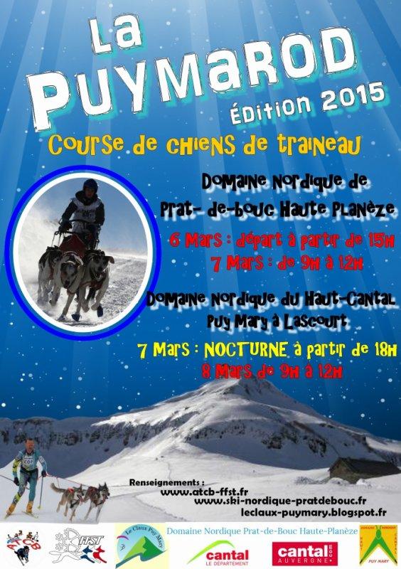 Affiche Puymarod 2015