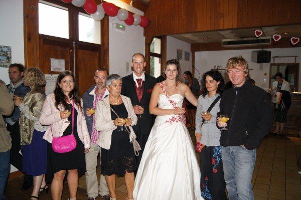 14 AOUT 2015 Mariage de Philippe et Jenna