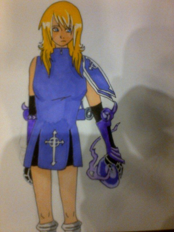 purple warlock