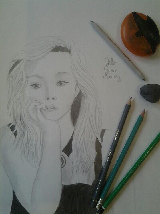 Portrait de Chloe Moretz